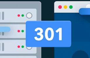 301 редирект и влияние на скорость загрузки страниц