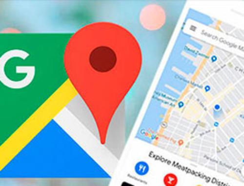 Как происходит продвижение вGoogleКартах
